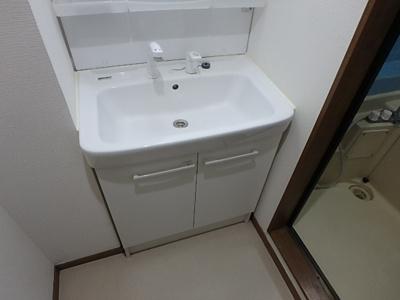 【独立洗面台】ウィスタリアハイツ