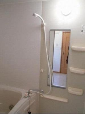 【浴室】柊