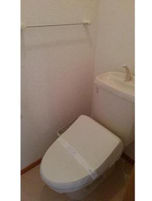【トイレ】柊