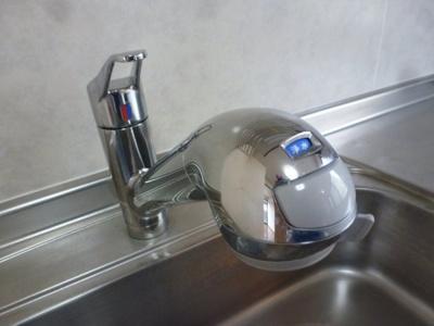 水栓一体型浄水器