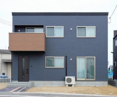 【外観】都窪郡早島町 モデルハウス 新築 住宅