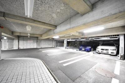 【駐車場】アンカーハウス