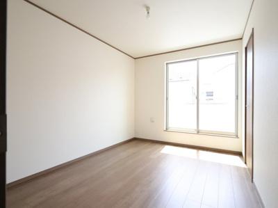 広くて明るい寝室 吉川新築ナビで検索