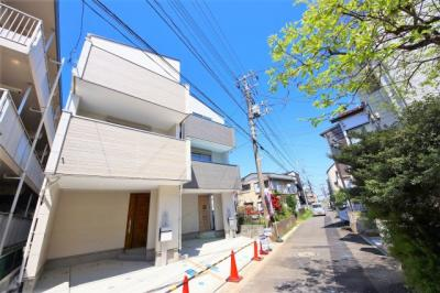 【外観】JR南武線「久地」駅 新築一戸建 E号棟