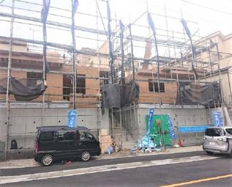 横浜市鶴見区岸谷4丁目 新築戸建