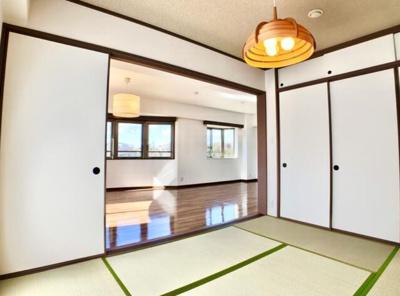 【和室】本山パークハウス1番館
