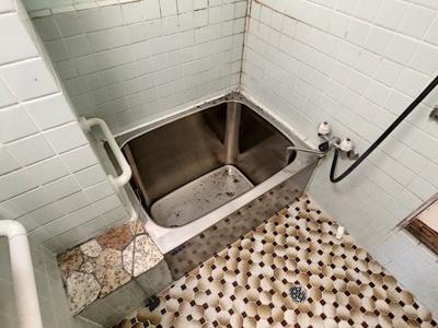 【浴室】観音町S貸家