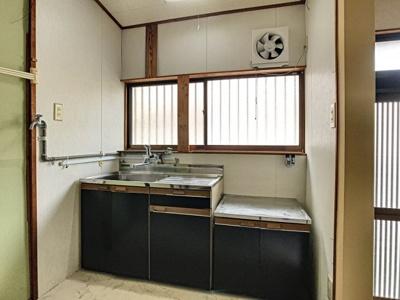 【キッチン】観音町S貸家