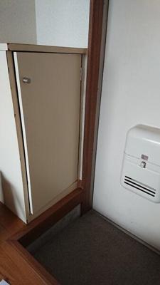 【玄関】グレイスA
