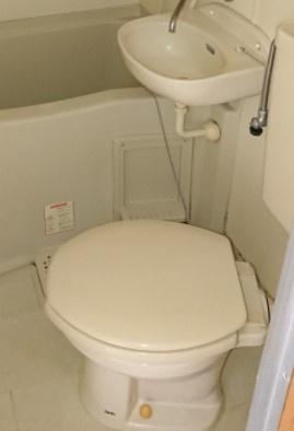 【トイレ】グレイスA