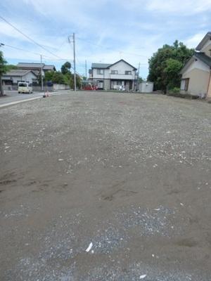 【外観】川越市大字平塚 売地 全2区画