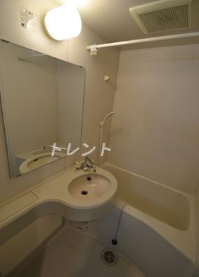 【浴室】パークヒルズ落合
