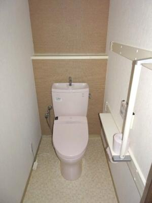 【トイレ】ダイアパレス栄町 807号室