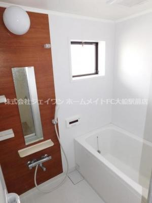【浴室】マーガレット中野
