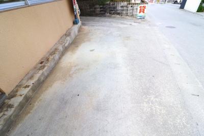【駐車場】大湾氏店舗・事務所