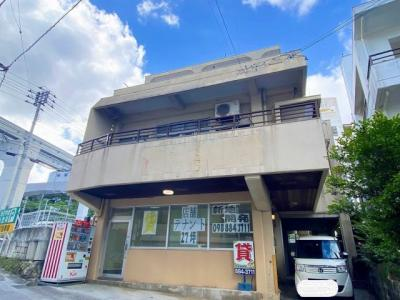 【外観】大湾氏店舗・事務所