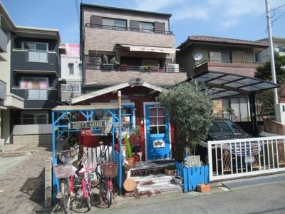 【外観】堺市北区東雲東町 中古戸建