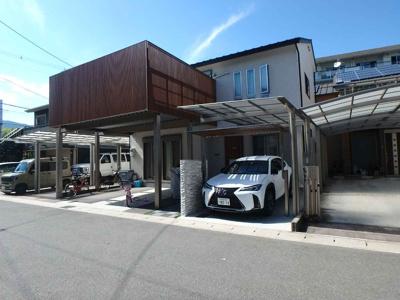 【駐車場】大原野東竹の里町