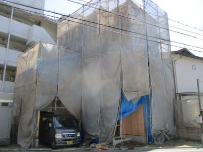 【外観】明石市松の内1丁目新築戸建