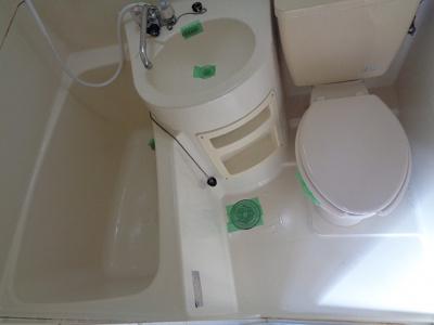 【浴室】オーナーズマンション公園南ハイツE棟