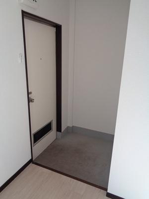 【玄関】オーナーズマンション公園南ハイツE棟