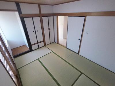 趣のある和室です。