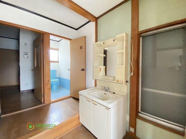 【独立洗面台】久喜市栗橋東3丁目 中古一戸建て