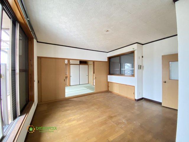 【寝室】久喜市栗橋東3丁目 中古一戸建て
