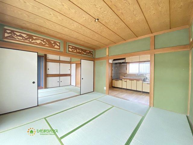 【和室】久喜市栗橋東3丁目 中古一戸建て