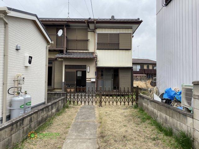 【外観】久喜市栗橋東3丁目 中古一戸建て