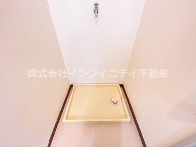 収納スペースもしっかりあります。