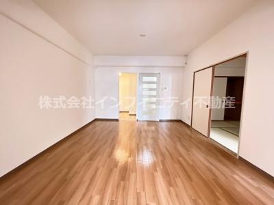 リフォーム前の状態です。各部屋綺麗にリフォームまたは清掃されます。