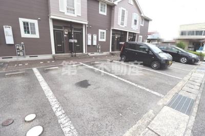 【駐車場】サンクレール Ⅱ