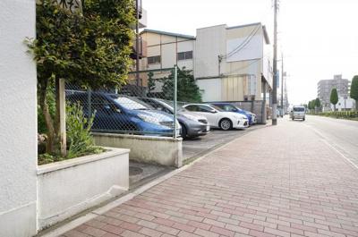 【駐車場】川口青木公園ローヤルコーポ