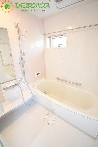 【浴室】西区内野本郷 中古一戸建て