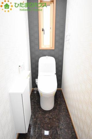 【トイレ】西区内野本郷 中古一戸建て