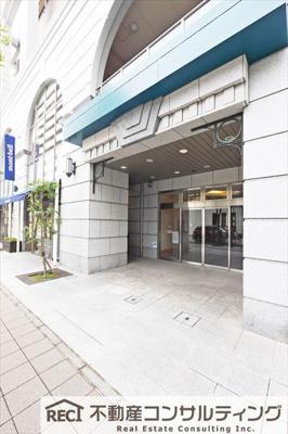 【居間・リビング】ルネ神戸旧居留地109番館