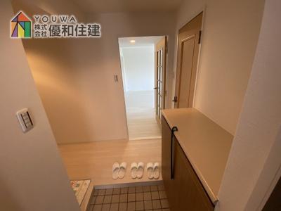 【玄関】ライオンズマンション西舞子