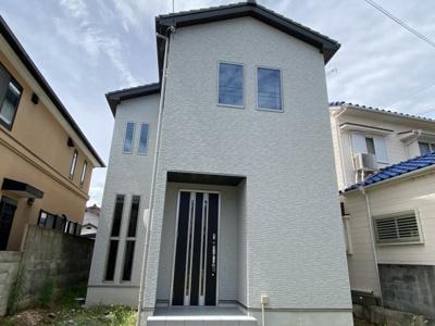 【外観】姫路市西八代町/新築戸建