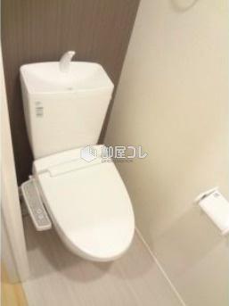 【トイレ】ソルテ戸越公園