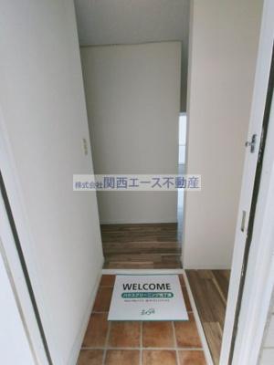 【玄関】ニューハイツ石切