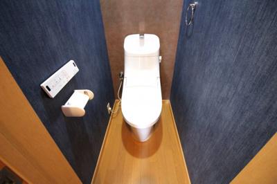 トイレは新調していますので、衛生面で特に気になる方は安心してお使い頂けます。