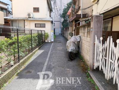 グローリオ東新宿の周辺です