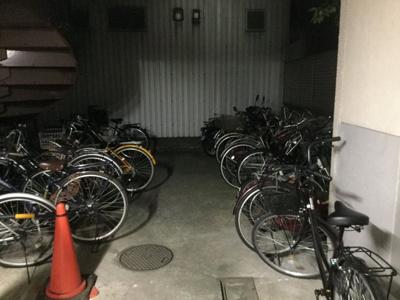 【駐輪場】パソナール博多