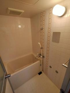 【浴室】ウイングシティ西洞院