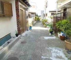 【前面道路含む現地写真】神戸市垂水区泉が丘5丁目 収益テラスハウス