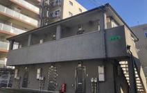 《2006年築木造8.01%》川崎市川崎区浅田4丁目一棟アパートの画像