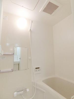 【浴室】市ヶ谷第3ローヤルコーポ