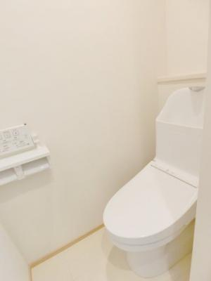 【トイレ】市ヶ谷第3ローヤルコーポ