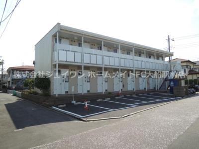 【外観】レオパレスサングレース飯島